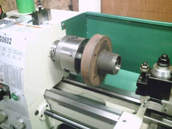S10 rotor on lathe.jpg